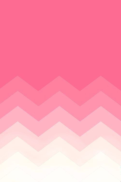 Ombré/chevron wallpaper | Cute Girly Wallpapers | Pinterest