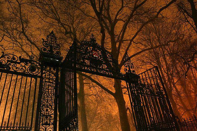 ghostly gates
