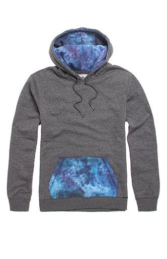 galaxy sweatshirt - $50 pacsun | blue | Pinterest
