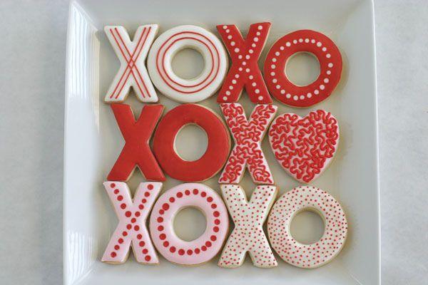Valentine Cookies | Great Ideas | Pinterest