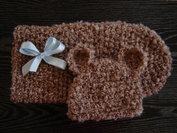 PDF Instant Download Easy Crochet PATTERN No 254 Bear Set ...