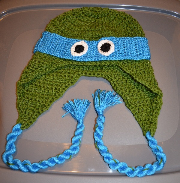 valentine hat crochet pattern