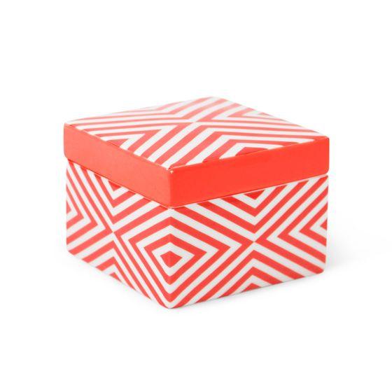 Jonathan Adler Stash Box. Buy this and provide 7 days of life-saving AIDS medication.