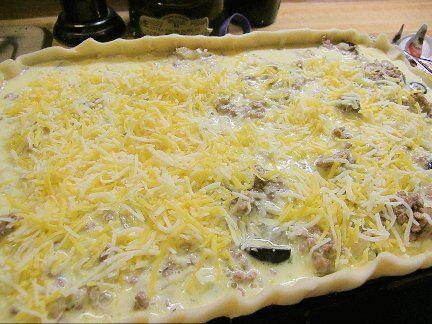 ... Chile Relleno Quiche Recipe, How To Make Chile Relleno