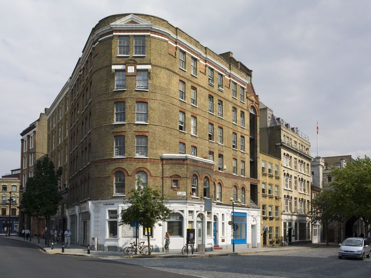 Pin by survey of london on clerkenwell pinterest for Harrison architects