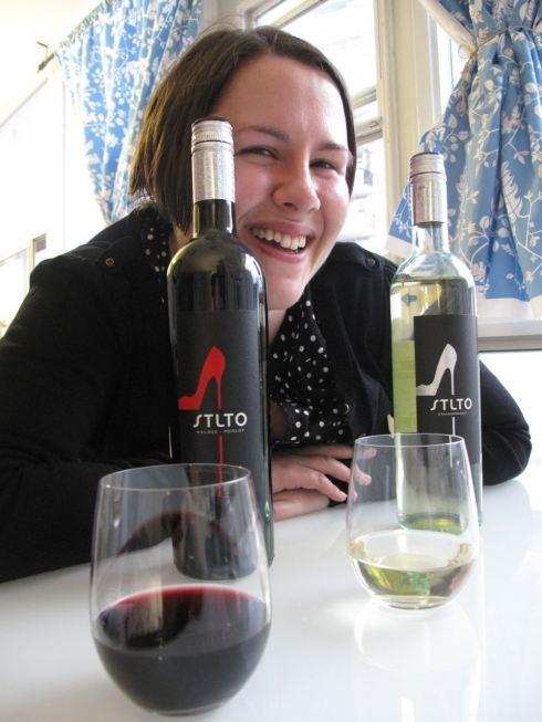 STLTO Malbec-Merlot and Chardonnay