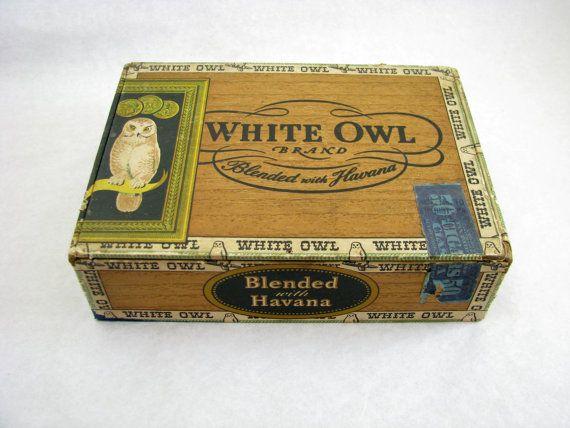 Vintage white owl cigars - photo#12