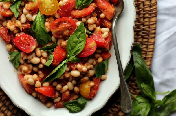 White Bean Salads