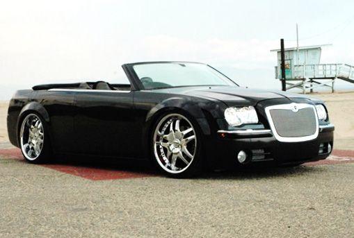chrysler 300 convertible 300 pimp edition pinterest. Cars Review. Best American Auto & Cars Review