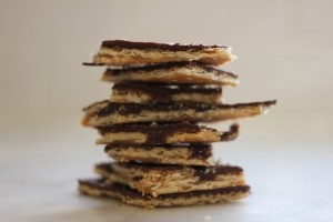 matzoh crack.... yeah...for passover | food love | Pinterest