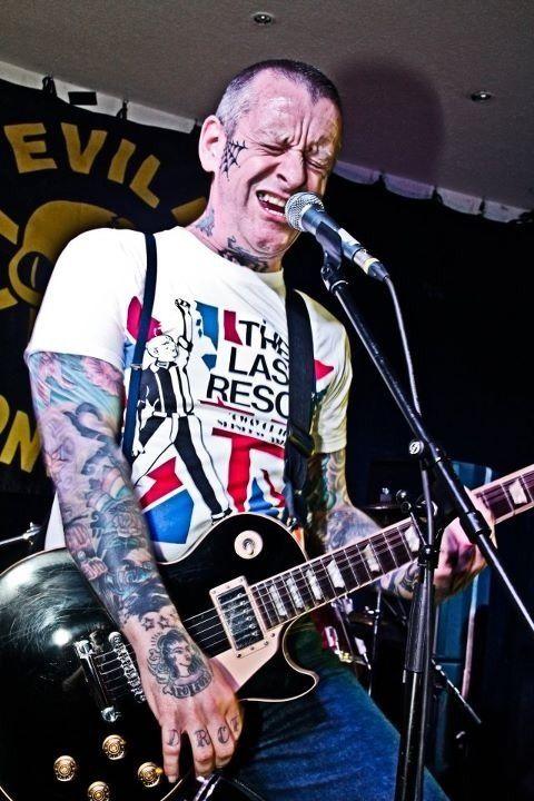 evil conduct tattoos punk skinhead heroes pinterest