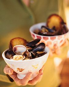 Steamed Mussels and Clams | Recipe