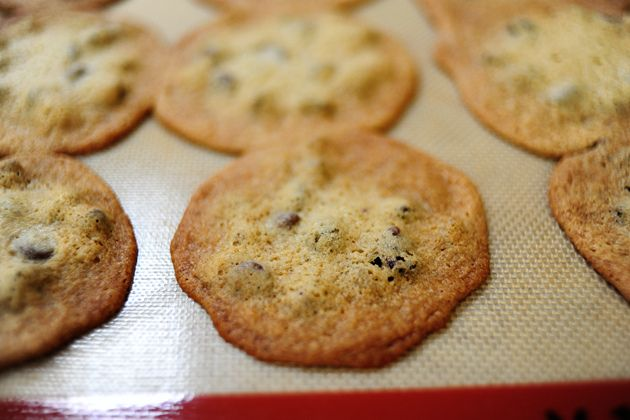 Malted Milk Chocolate Chip Cookies | Recipe