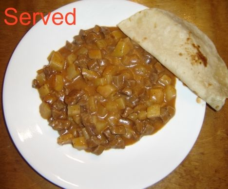 Carne Guisada ~ Mexican stew | Main Dishes | Pinterest