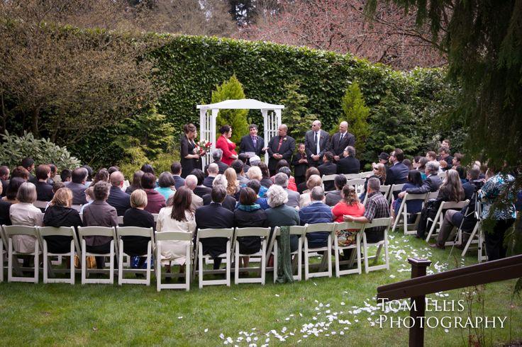 Wedding at Robinswood ...