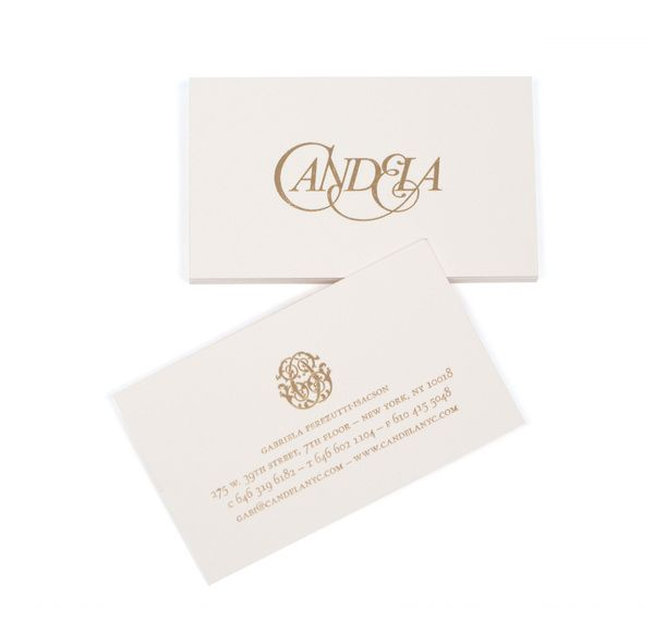 Candela - Branding and Labeling