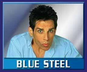Zoolander magnum vs blue steel