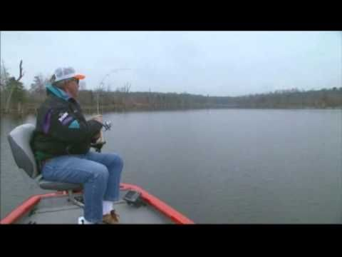 Bill dance catching suspended crappie fishing crappie for Bill dance fishing
