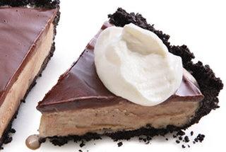 Espresso Mud Pie — Recipe from Chow | Pie Amore! | Pinterest