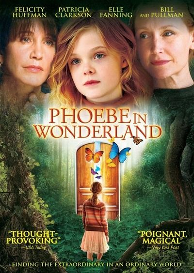 Elle Fanning - Cover - Phoebe In Wonderland