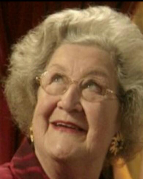 Little Britain, Molly Sugden's last tv role