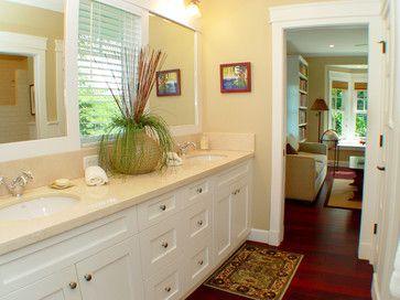 & white trim bathrooms Design Ideas, Pictures, Remodel and Decor
