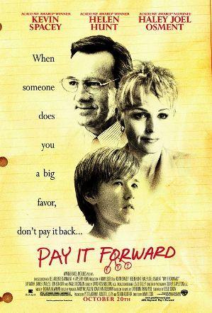 Film:Pay It Forward