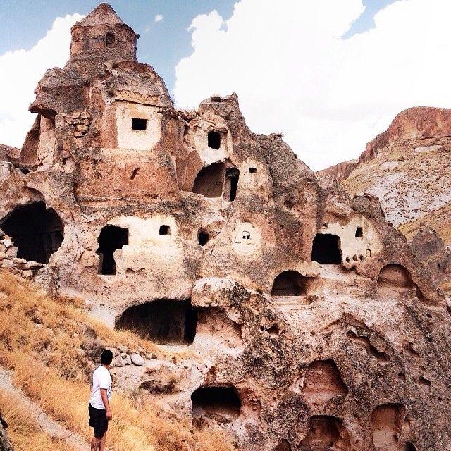 GCPRHC located at Derinkuyu - Underground City in Turkey. Source: http://instagram.com/dantom