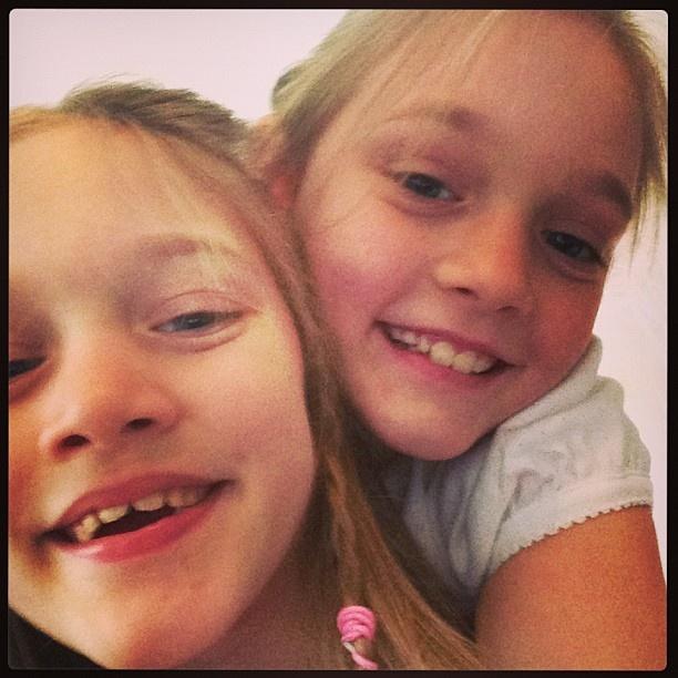 -Daisy holding Phoebe :)