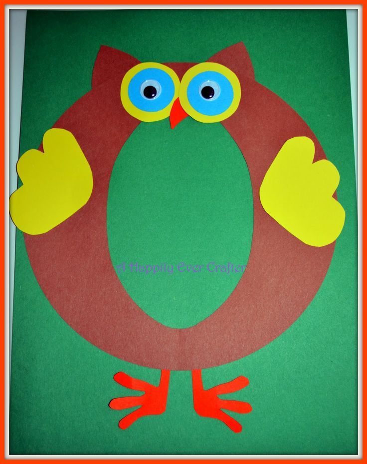 Letter o preschool crafts letter o craft activities