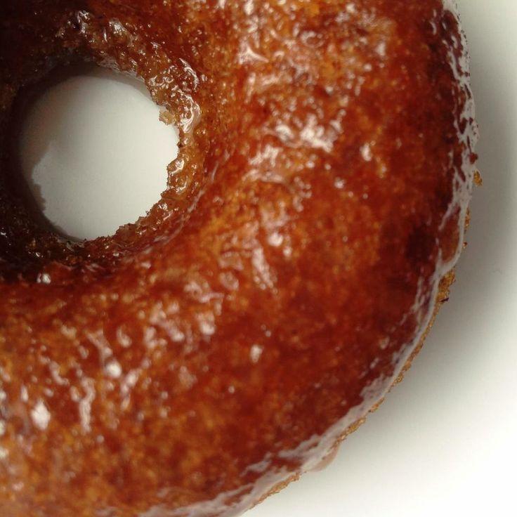 vegan apple cider donuts | Fall | Pinterest