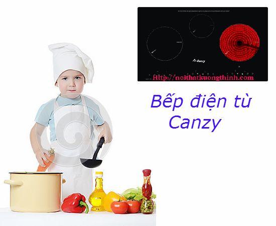Hướng dẫn cách sử dụng bếp điện từ Canzy
