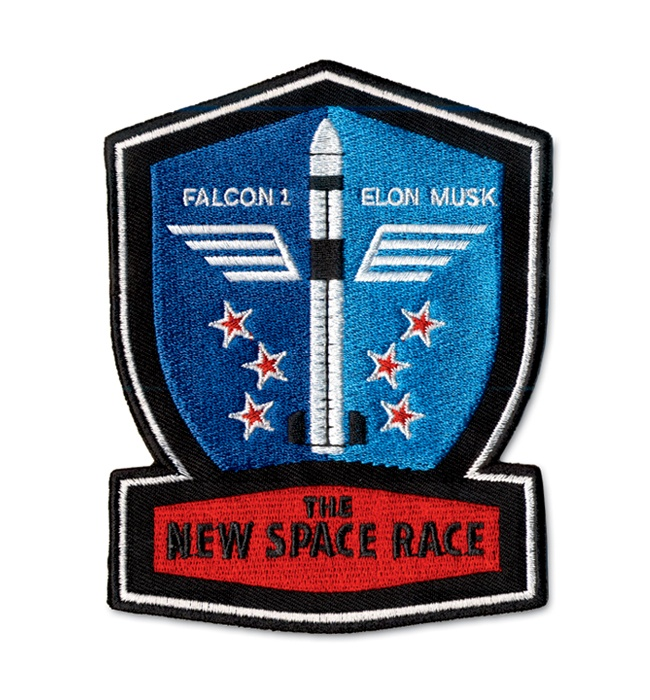 cool space mission patch - photo #24