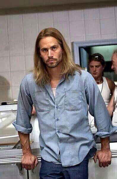 Long Hair Why Guys Like It : Long hair paul walker