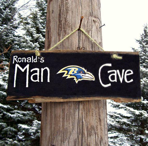 Ravens Man Cave Ideas : Pinterest