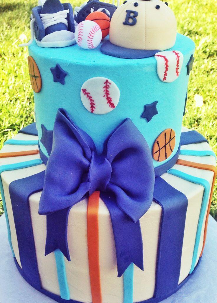 baseball baby shower cake special order pinterest