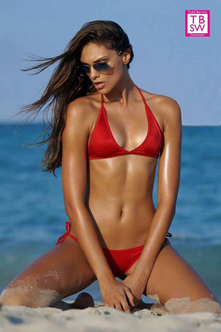 brazilian bikini macro
