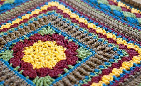 Rhinoceros Amigurumi Pattern : LANCASTER QUILT CROCHET PATTERN Free Crochet Patterns