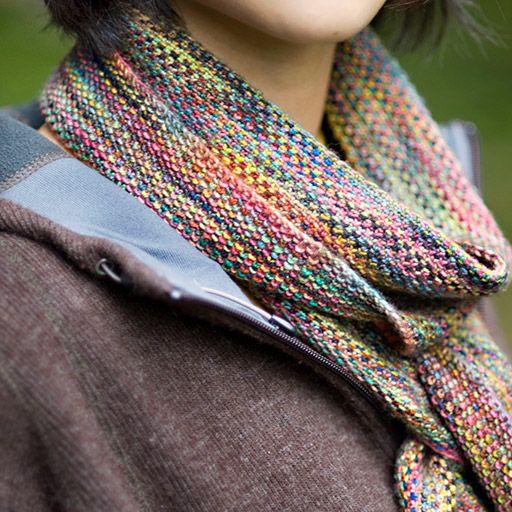 Crochet Linen Stitch : Koigu Linen Stitch Scarf Crochet!
