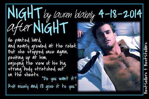 night after night lauren blakely epub