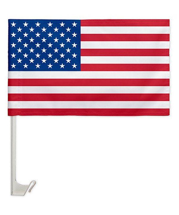 automobile flags