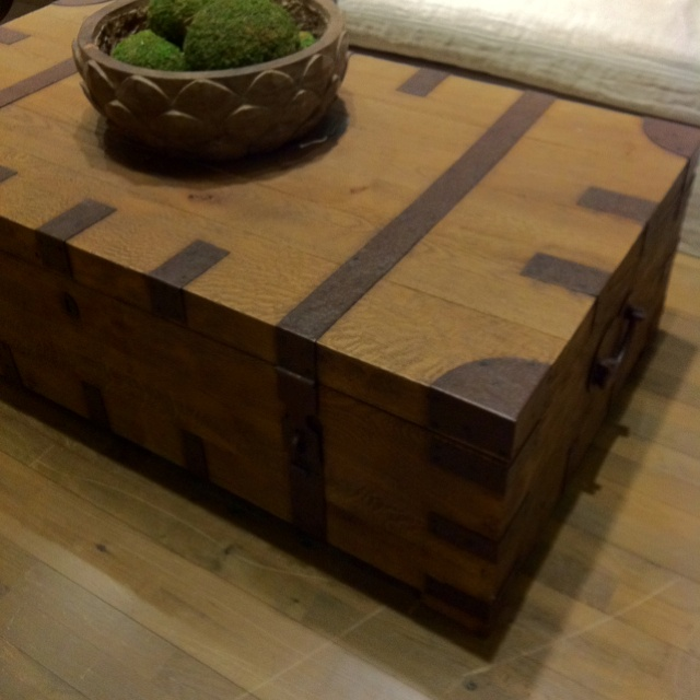 Coffee Table At Restoration Hardware J L Home Pinterest