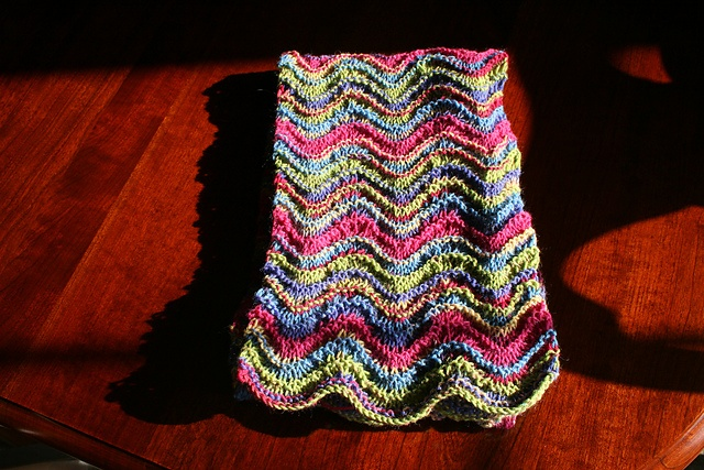 Knitted Scarf Pattern With Sock Yarn : Sock yarn scarf Crocheting and Knitting Pinterest