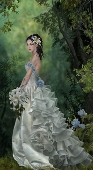 Lady Of Lilies