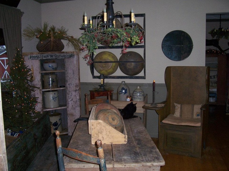 Pin by primitiques ltd on early home decorating ideas Country primitive home decor wholesale