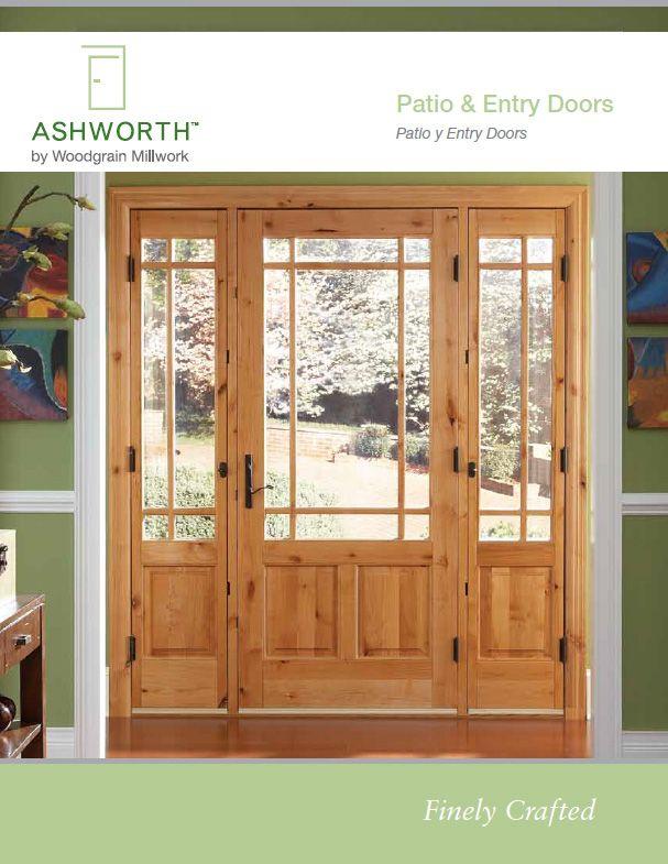 ... Ashworth Doors By Product Literature Ashworth Doors Cabin Ideas ...