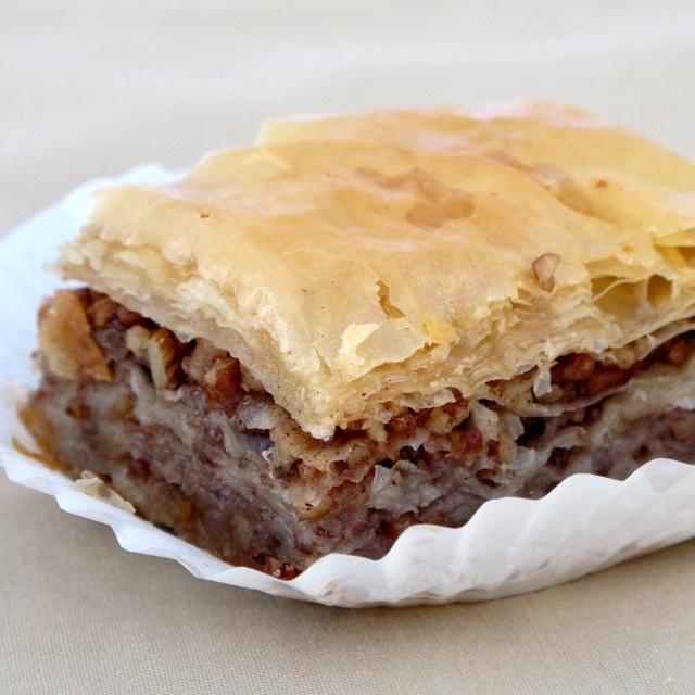 BAKLAVA recipe | sweets | Pinterest
