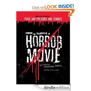 Books like how to survive a horror movie villains