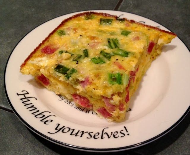 My Mobile Recipes: Grain-Free Southwestern Egg Casserole