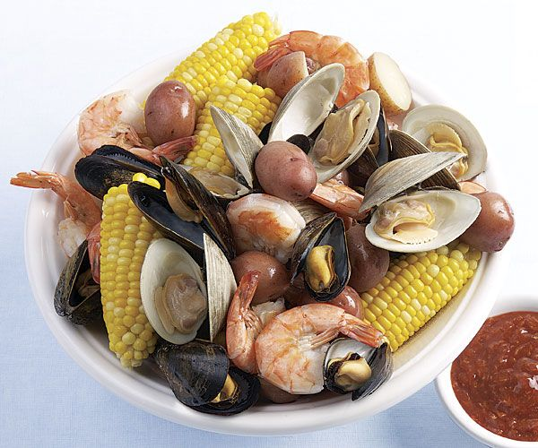 Stovetop Clambake | Recipe